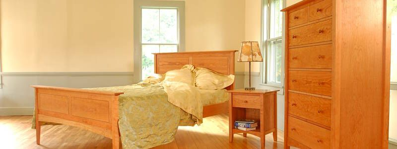 american made solid wood bedroom furniture. Fine American Made Solid Wood Furniture Handmade  Custom Crafted In Vermont Cherry Walnut Maple And Oak Shaker Style Bedroom Pinterest
