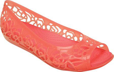 70177b36c9b Crocs-Isabella Jelly Flat Women s Crocs