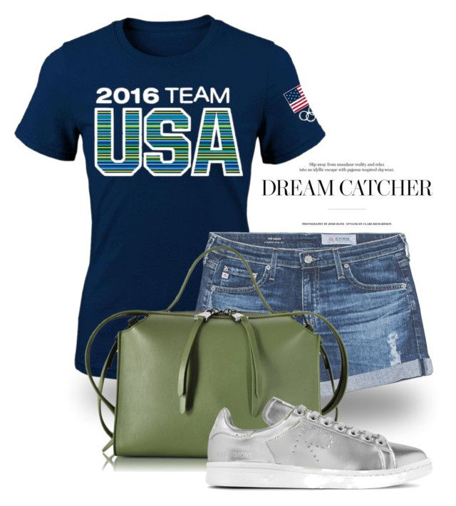 """Aug 9th (tfp) 1987"" by boxthoughts ❤ liked on Polyvore featuring AG Adriano Goldschmied, Jil Sander, adidas Originals and tfp"