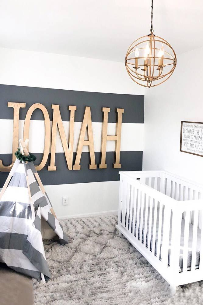 21 Gorgeous Nursery Ideas To Bring Up Your Baby With Taste For Style images