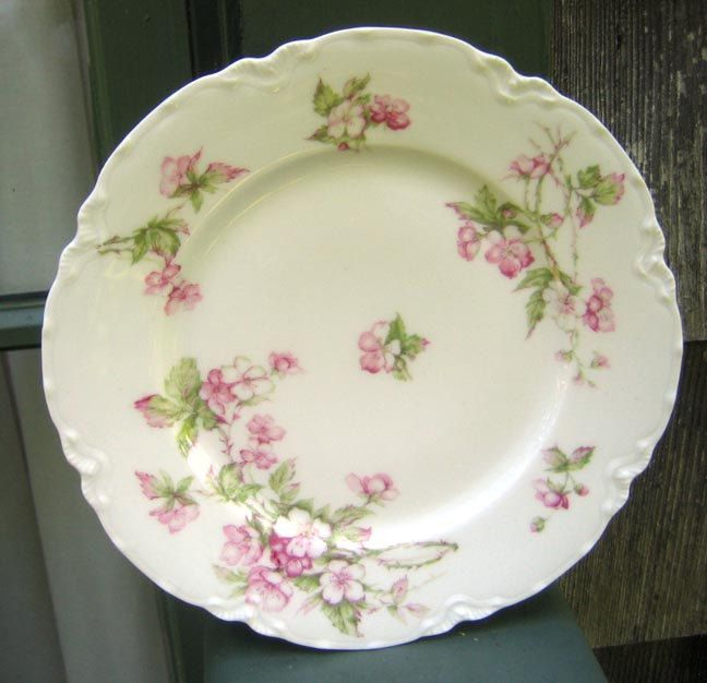 Half Price Haviland Sale , Antique Haviland Limoges Plate
