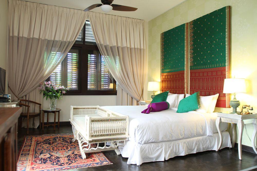 Sari | Campbell House, Georgetown, Penang. Malaysian charm.