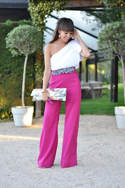 Estos Los Perfectos Pantalones Son Una Para BodaFashion Palazzo vm80wNn