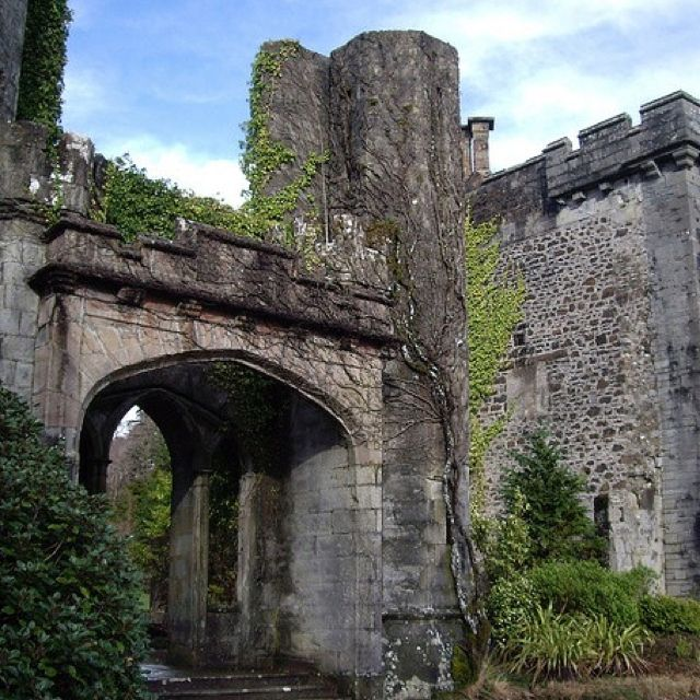 Armadale Castle, Isle Of Skye, Home Of Clan Donald My
