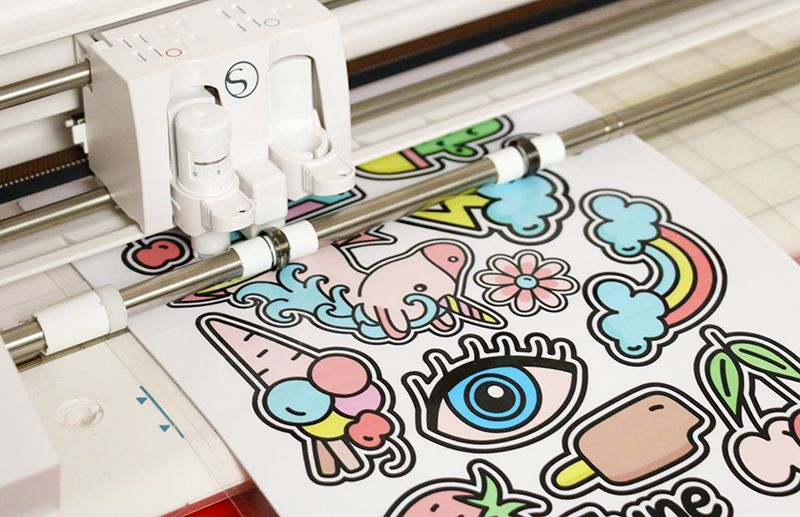 photo about Printable Vinyl Stickers identify How toward Get the job done with Printable Vinyl: Do-it-yourself Vinyl Stickers neat
