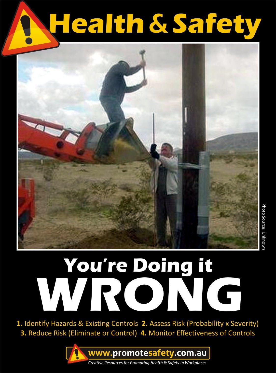 Health & Safety - You're Doing it Wrong. Construction ... Health And Safety Construction