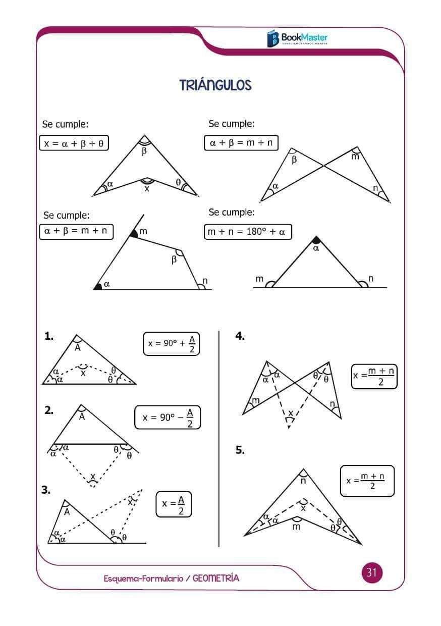 Triangulos In 2020 Space And Astronomy Math Geometry