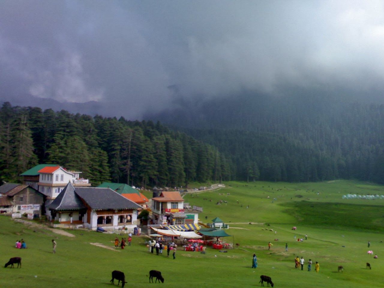 Tourist attractions in himachal  The capital of the state of Himachal Pradesh is a heavenly destination that is a must for those who wish to explore some bewitching vistas of the Indian landmass. Shimla has become one of the most prominent and most sought after destination that invites an array of travelers at all times of the year.