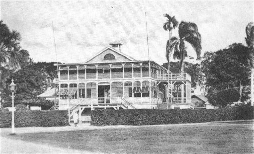 Sociëteit Het Park - oude gebouw van 1877. Klik foto voor meer info