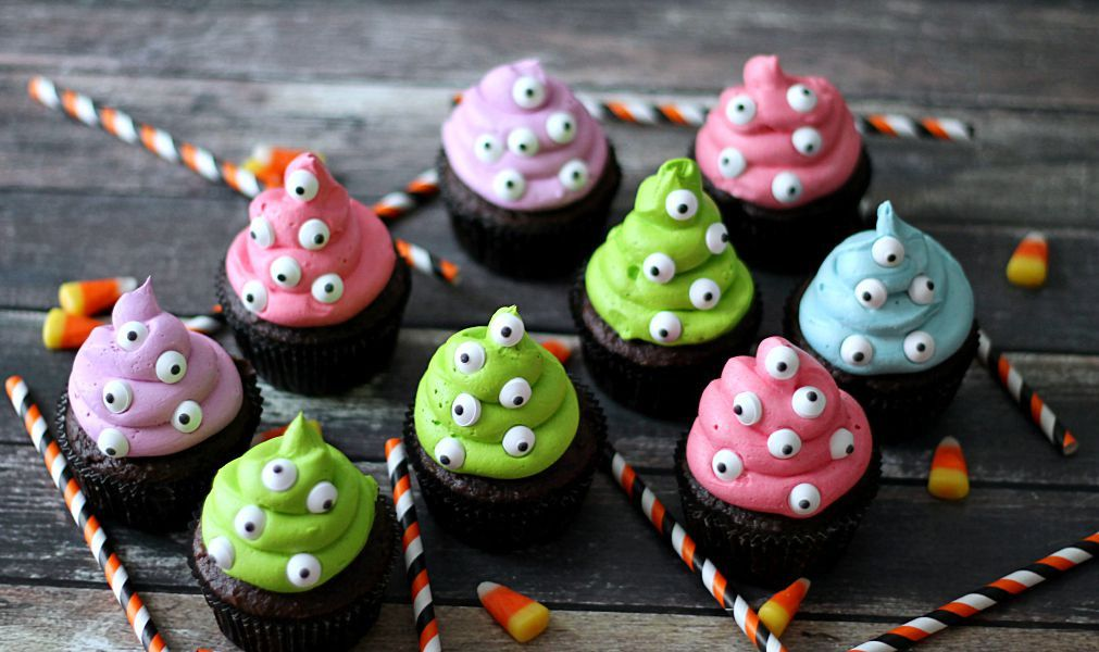 Photo of 22 Best Ideas Halloween Monster Cupcakes – Best Recipes Ever