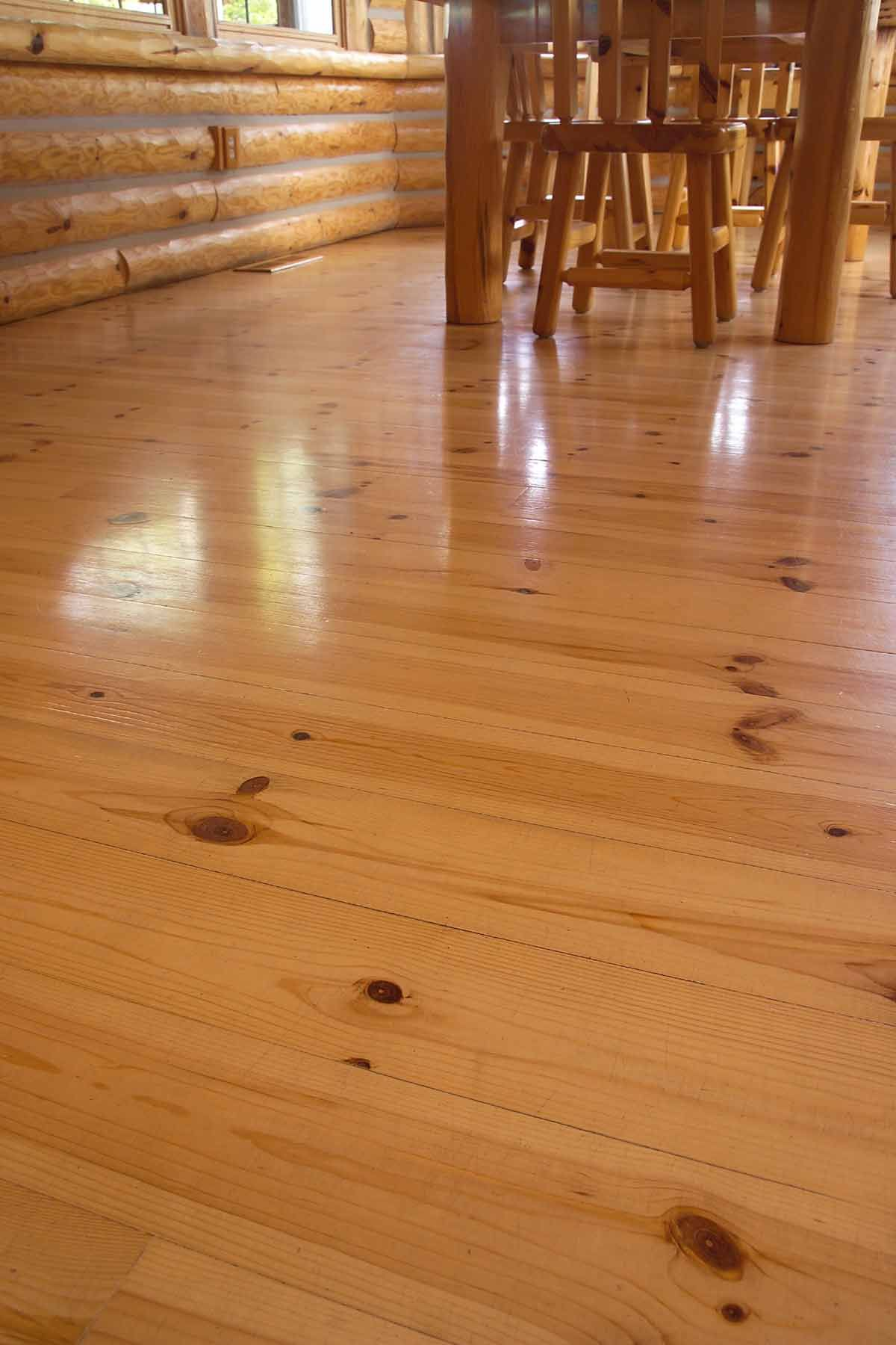 Pin On Wood Floors, Wide Plank Knotty Pine Laminate Flooring