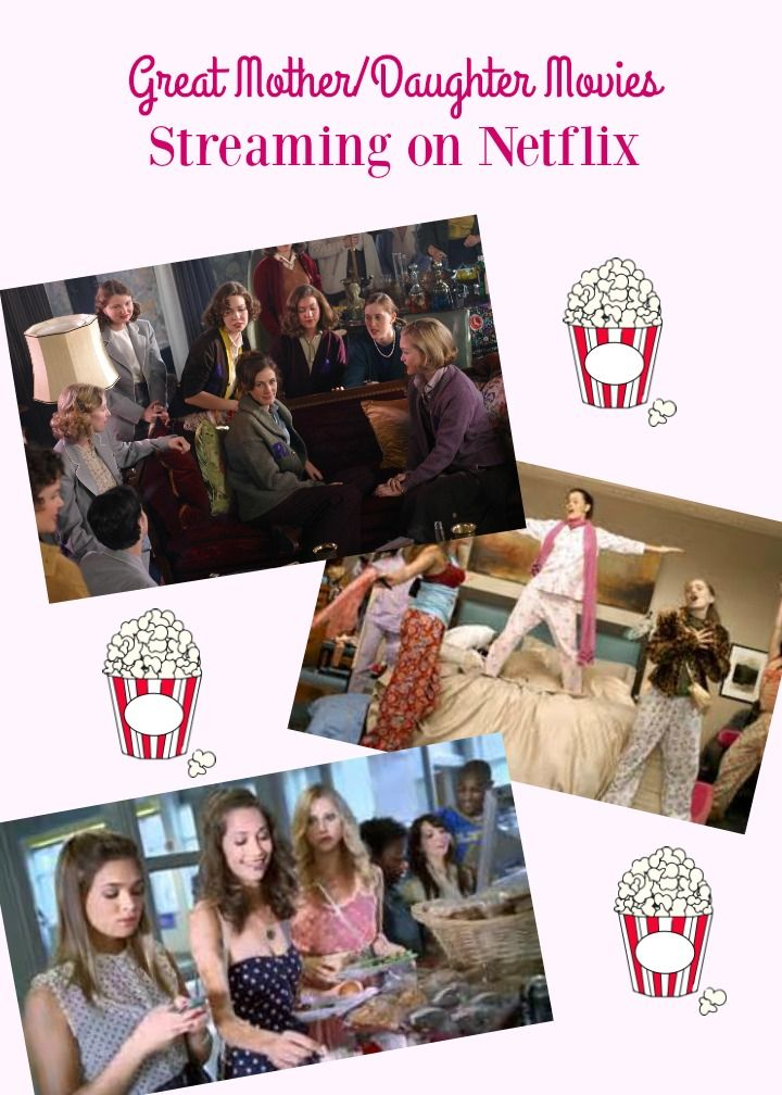 5 Great Mother Daughter Movies On Netflix Mother Daughter Movies The Daughter Movie Family Entertainment Ideas