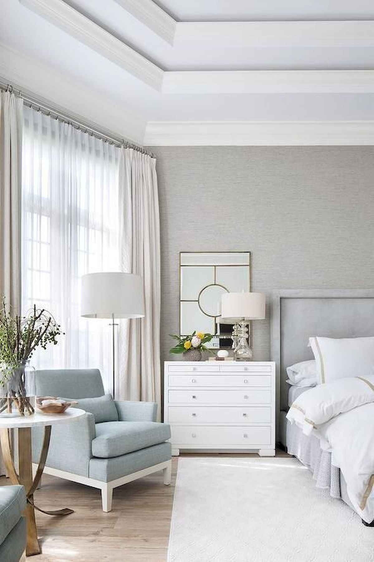 120 Awesome Farmhouse Master Bedroom Decor Ideas Master Bedrooms Decor Home Decor Bedroom Bedroom Interior