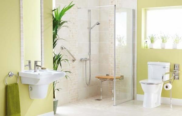 salle de bain pour les personnes mobilit rduite concilier charme et accessibilit dans sa - Salle De Bain Pour Personne Agee