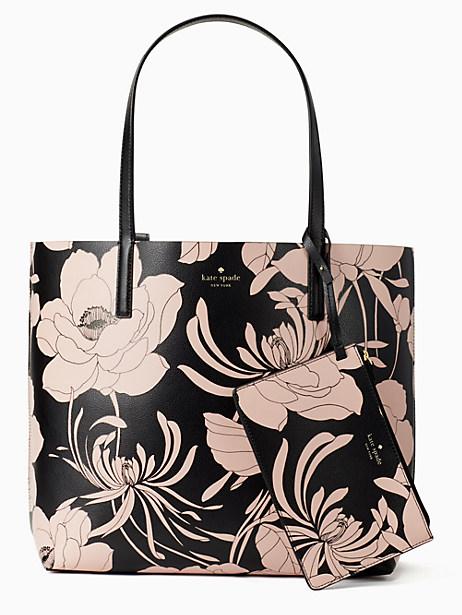 6a3a9663f7b8 Kate Spade Arch Place Mya Gardenia, Black Handbags Online, Arch, Tote  Handbags,