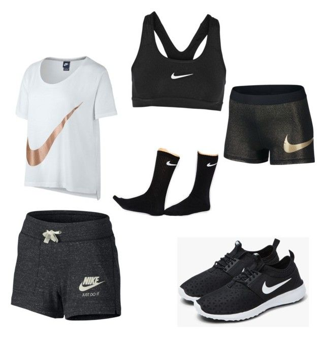 """""""Untitled #2"""" by mariah-heinlein on Polyvore featuring NIKE"""