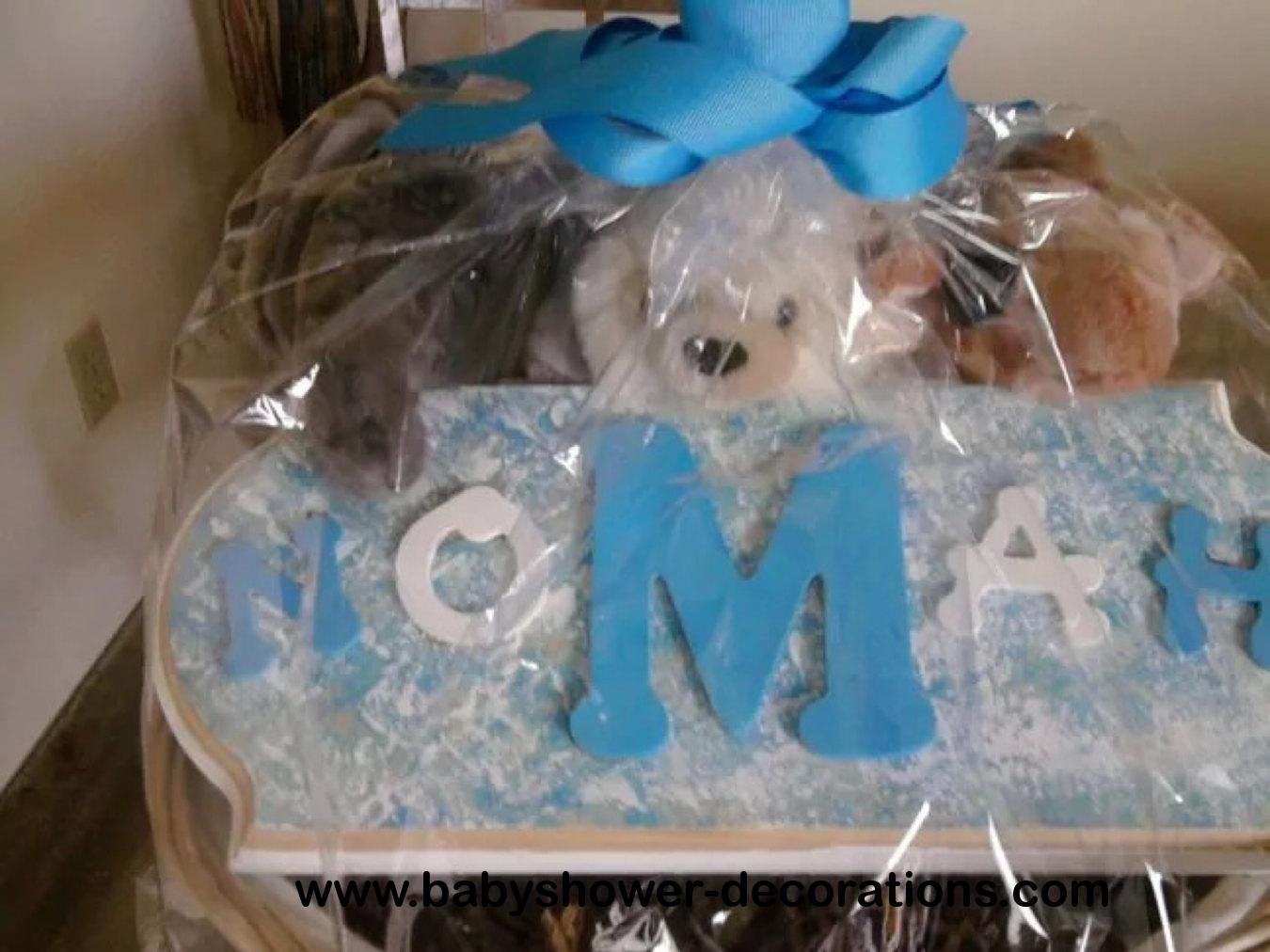 Baby gift basket name plaque stuff animals httpwww baby gift basket name plaque stuff animals http negle Image collections