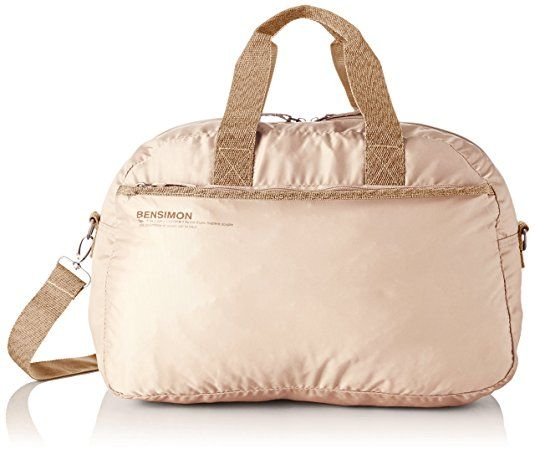 0c38525966 Bensimon femme Sport Bag Sac bandouliere Vert (Kaki): Amazon.fr: Chaussures  et Sacs