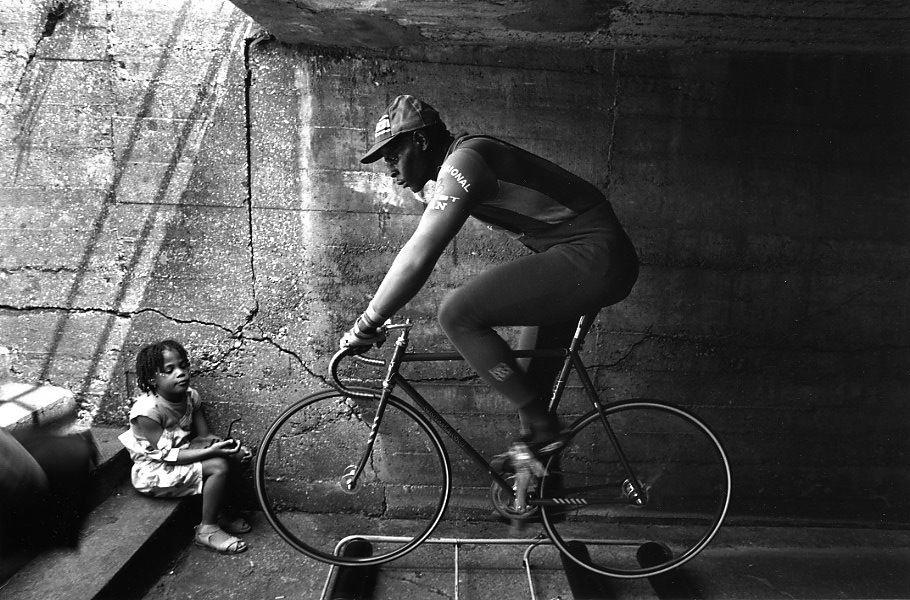 Atelier Robert Doisneau | Robert Doisneau's photo archives. - Suburbs: Saint Denis