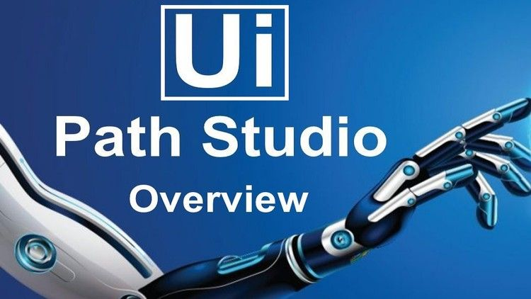 Udemy 100% Free]-UiPath Studio Overview   100% Free Udemy