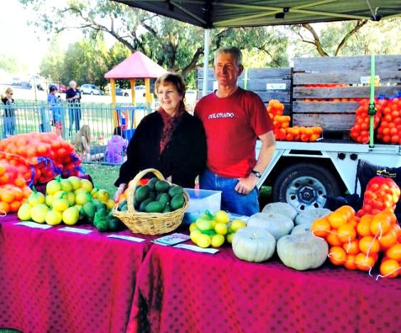 Sunraysia Farmers Market is on again at Jaycee Park this Saturday 15th Novemeber 2014