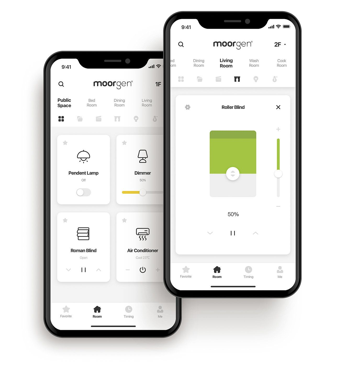 The Moorgen Smart Home App Is A New Generation Of Smart Home Control Software That Allows Users To Acces Smart Home Design Smart Home Control Mobile App Design
