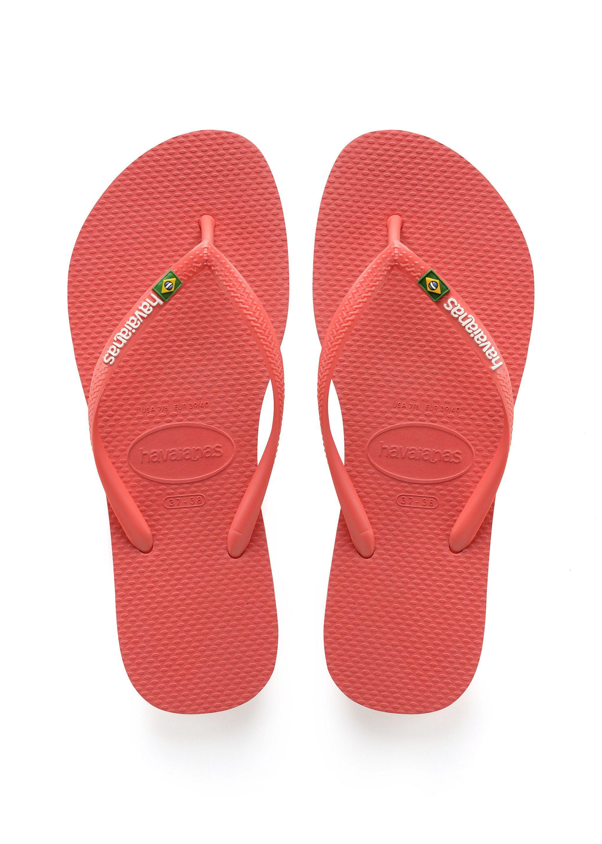 0580bc853b12 Havaianas Slim Brazil Sandal Coral Price From  35