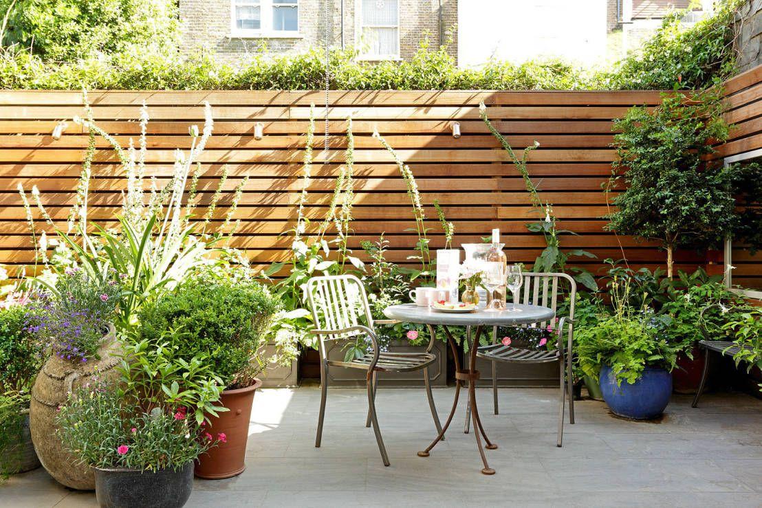 kleine gärten ganz groß gestalten | tes, la luna und heu, Garten und erstellen