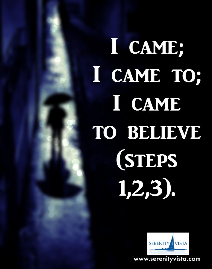 I Came. I Came To. I Came To Believe. Learn more. Affordable drug rehab in Central America. Serenity Vista Addiction Recovery Retreat, a holistic and effective program in Panama for addiction to alcohol, nicotine and other drugs. https://serenityvista.com