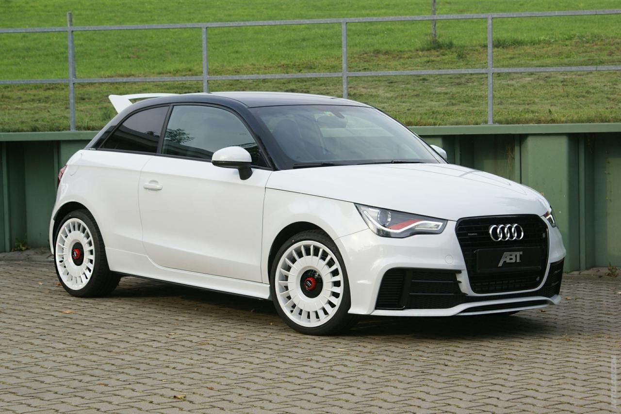 2012 ABT Audi A1 quattro
