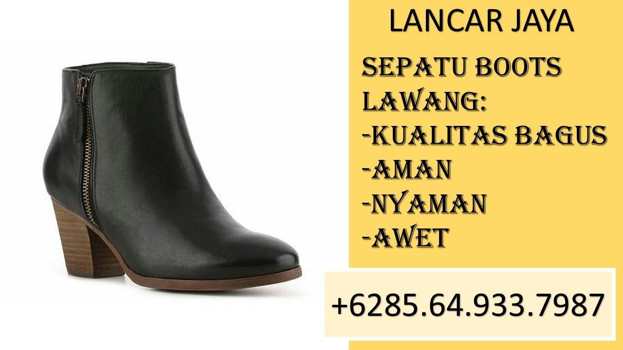 Sepatu Boots Kerja Sepatu Boots Keren Sepatu Boots Kulit Asli