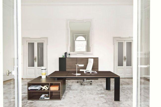 italienische Möbel Schreibtische Frezza Ono Büro Schreibtisch ...