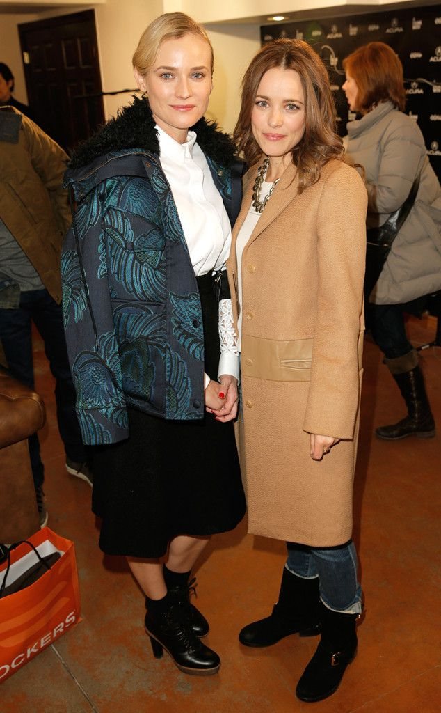 Diane Kruger & Rachel McAdams