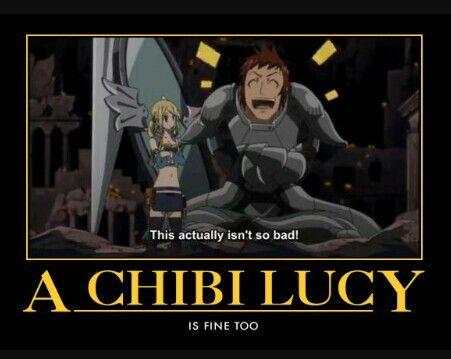 Everything is better when chibified