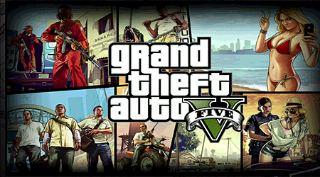GTA 5 APK+Data for Android Free download (2.6GB)