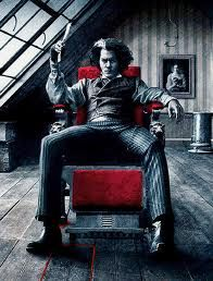 50 Beautiful Movie Posters Smashing Magazine Sweeney Todd Johnny Depp Movies Tim Burton Films