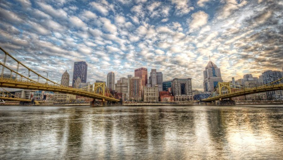 The Best Places To Retire In 2015 Pittsburgh skyline