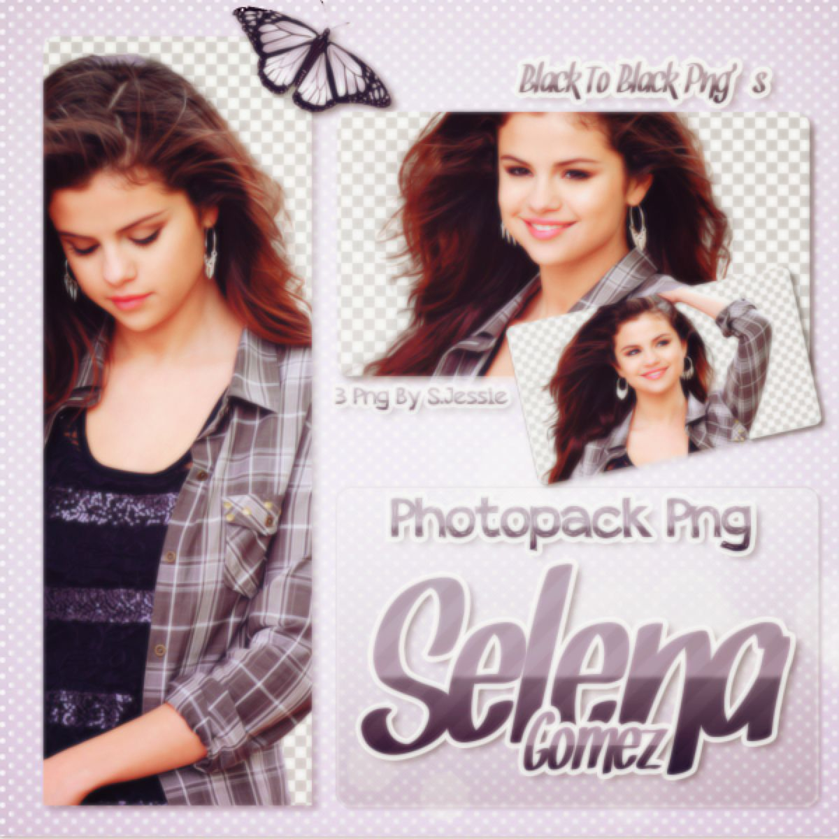 Selena Gomez Png Pack by S-JessiePNG on @DeviantArt