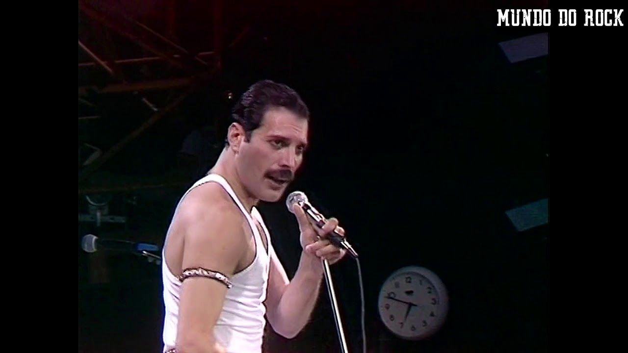 Queen - Live AID 1985 Full Concert (Best Version) (HD) - YouTube