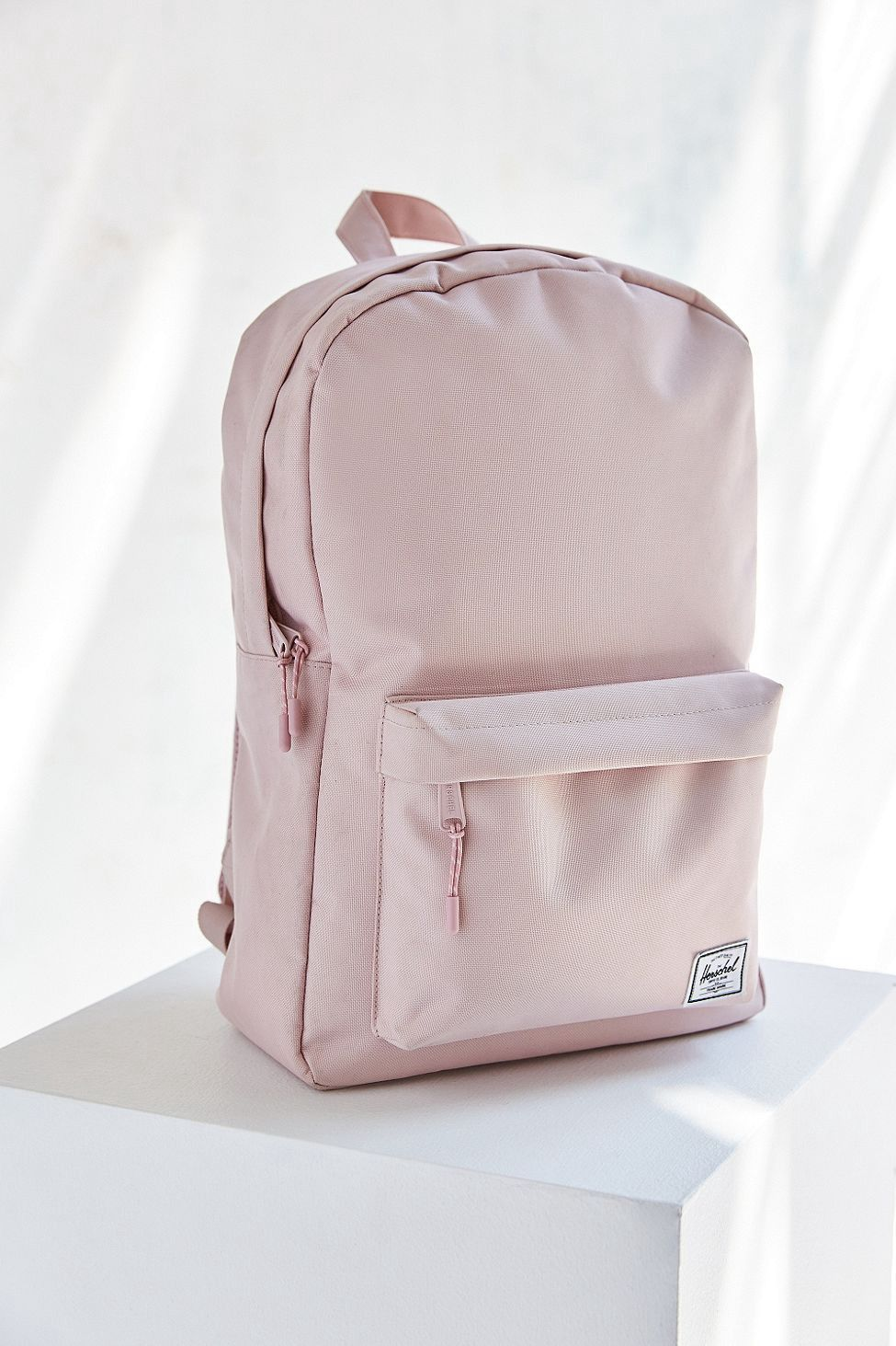58644fcd8732 Urban Outfitters Herschel Supply Co. Classic Mid-Volume Backpack - Pink One  Size