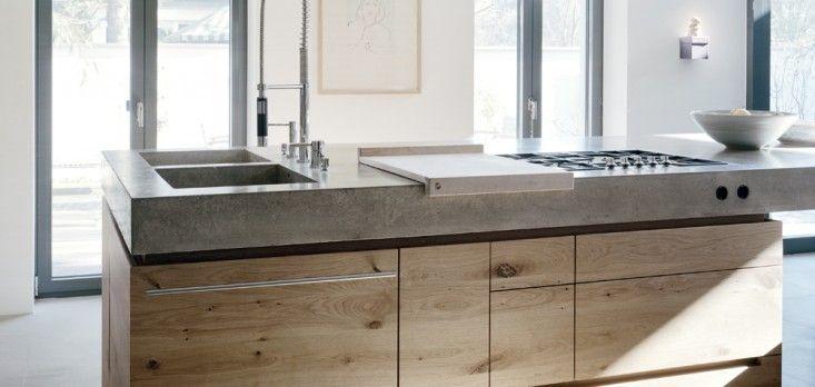 Good Kuchen 9 German Kitchen Systems Remodelista Concrete Kitchen Kitchen Design Kitchen Decor Modern