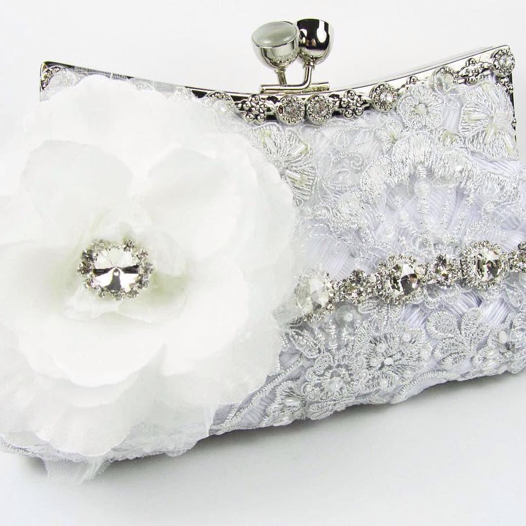 #Repost @cloenoeldesigns with @repostapp.  This bridal clutch has all the glam details. White lace rhinestones and a gorgeous white flower. #bridalaccessories #oneofakind #bride #clutch #bridalclutch #wedding #engaged #etsy #glam #weddingideas #Alamango #Bridal #Textiles #Wedding #AlamangoBridal #AlamangoTextiles #Malta #LoveMalta #Bridesmaid #WeddingDress