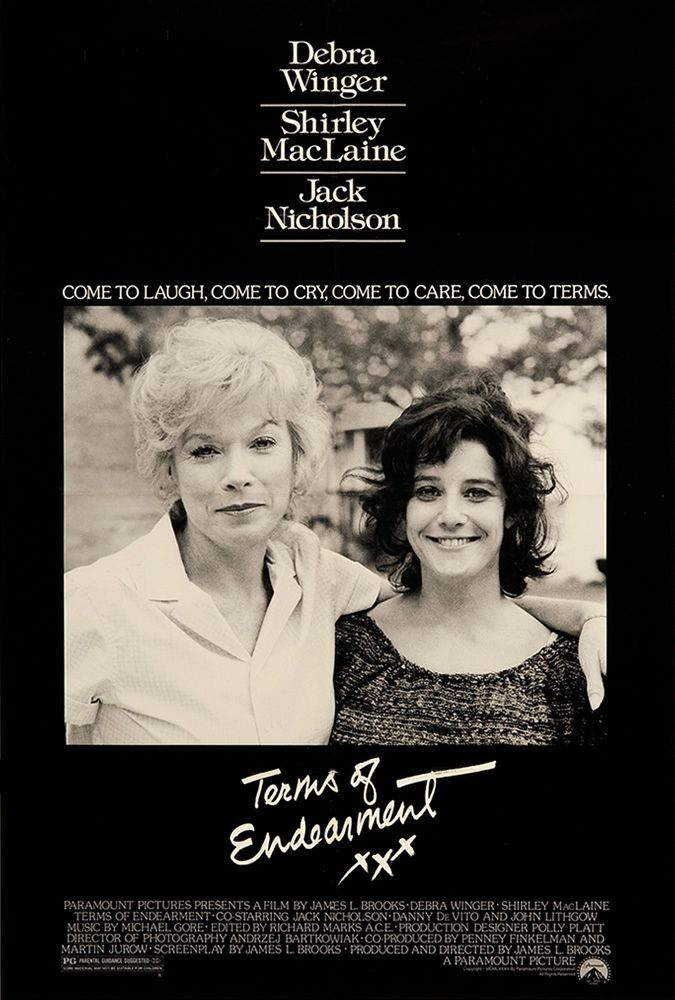 Pictures Photos From Terms Of Endearment 1983 Terms Of Endearment Free Movies Online Best Picture Winners