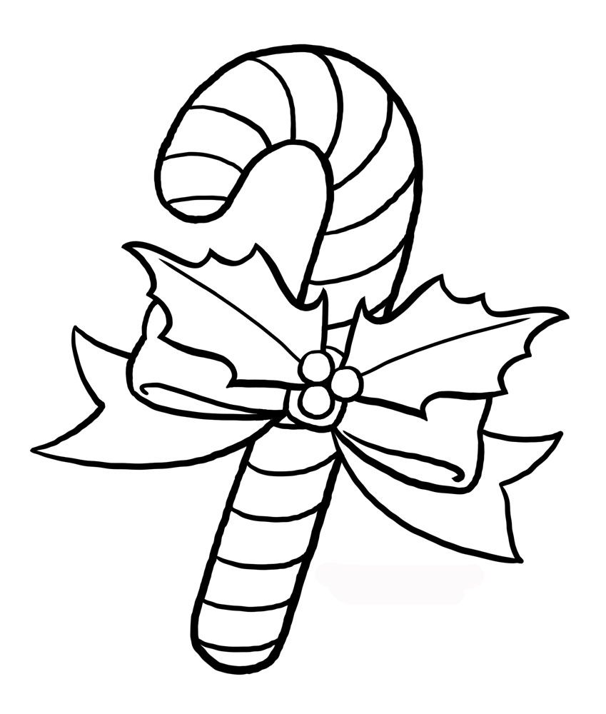 Preschool Christmas Candy Cane Coloring Page Printable Christmas Coloring Pages Candy Coloring Pages Candy Cane Coloring Page