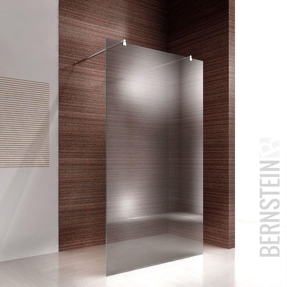 Details Zu Duschabtrennung Freistehend Walk In Duschwand Nano 1cm Glas Echtglas 120 140cm Duschwand Duschabtrennung Dusche