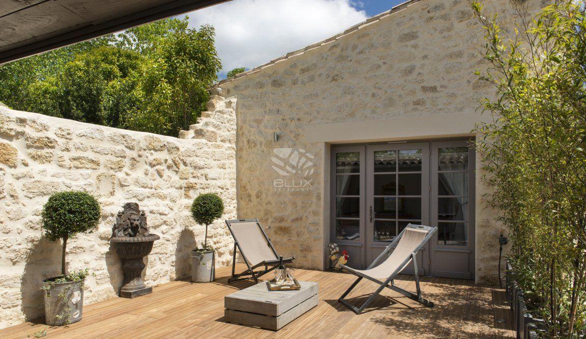 fermer deco terrasse pinterest chambre ext rieur et jardins. Black Bedroom Furniture Sets. Home Design Ideas