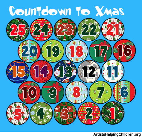 Free Printable Advent Calendar Bing Images Adventi Naptrak