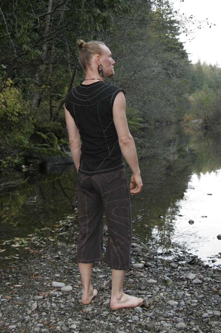 Leom Designs - ninja yoga pant, $78.00 (http://www.leomdesigns.com/ninja-yoga-pant/)