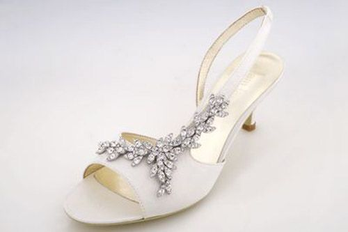 1000  images about Wedding shoes on Pinterest | Flat wedding shoes ...