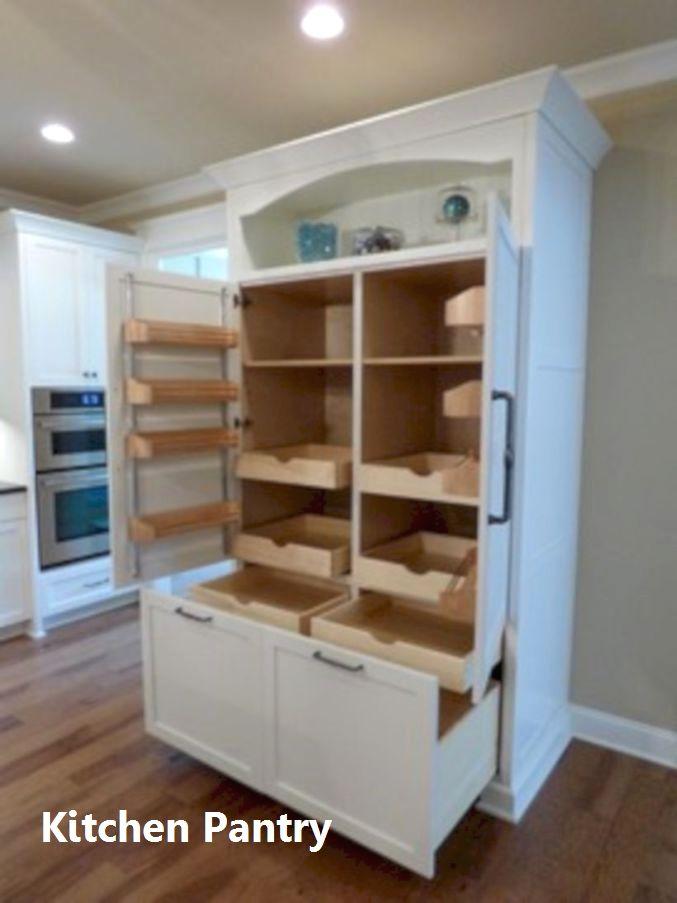 Kitchen Pantry Cabinets
